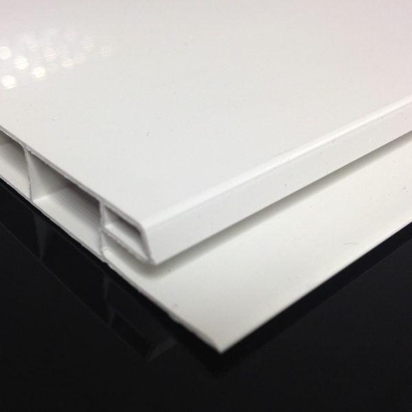 PC001 Satin White Hygienic PVC Ceiling Cladding