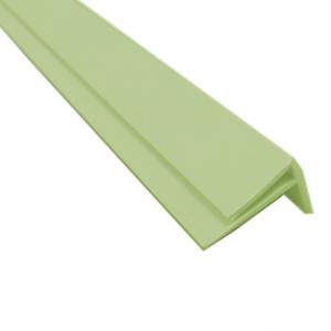 PC012 Pistachio External F Corner Trim, Hygienic PVC Wall Cladding, Hygienic Wall Cladding, Hygienic Cladding, Hygienic Sheets, Hygienic Wall Panels, Hygienic Wall Cladding Manufacturers, Hygienic PVC Wall Cladding Manufacturers, Hygienic Wall Cladding Suppliers, PVC Wall Cladding, Altro Alternative , Wall Cladding Sheets, Altro Whiterock, 2.5mm Hygienic Cladding, 2.5mm Hygienic Cladding, 2.5mm Wall Cladding, 2.5mm Hygienic PVC Wall Cladding, Colour Hygienic Wall Cladding, Altro Whiterock Alternative, Whiterock Equivalent, Whiterock Alternative, 2mm Hygienic Wall Cladding, Buy Hygienic Wall Cladding