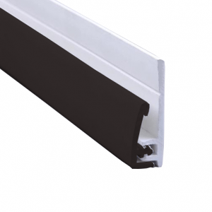 PC006 Ebony Black 2 Part End Profile, Hygienic PVC Wall Cladding, Hygienic Wall Cladding, Hygienic Cladding, Hygienic Sheets, Hygienic Wall Panels, Hygienic Wall Cladding Manufacturers, Hygienic PVC Wall Cladding Manufacturers, Hygienic Wall Cladding Suppliers, PVC Wall Cladding, Altro Alternative , Wall Cladding Sheets, Altro Whiterock, 2.5mm Hygienic Cladding, 2.5mm Hygienic Cladding, 2.5mm Wall Cladding, 2.5mm Hygienic PVC Wall Cladding, Colour Hygienic Wall Cladding, Altro Whiterock Alternative, Whiterock Equivalent, Whiterock Alternative, 2mm Hygienic Wall Cladding, Buy Hygienic Wall Cladding