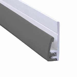 PC016 Granite Grey 2 Part End Profile, Hygienic PVC Wall Cladding, Hygienic Wall Cladding, Hygienic Cladding, Hygienic Sheets, Hygienic Wall Panels, Hygienic Wall Cladding Manufacturers, Hygienic PVC Wall Cladding Manufacturers, Hygienic Wall Cladding Suppliers, PVC Wall Cladding, Altro Alternative , Wall Cladding Sheets, Altro Whiterock, 2.5mm Hygienic Cladding, 2.5mm Hygienic Cladding, 2.5mm Wall Cladding, 2.5mm Hygienic PVC Wall Cladding, Colour Hygienic Wall Cladding, Altro Whiterock Alternative, Whiterock Equivalent, Whiterock Alternative, 2mm Hygienic Wall Cladding, Buy Hygienic Wall Cladding
