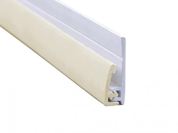 PC051 Cotton White 2-Part End Profile, Hygienic PVC Wall Cladding, Hygienic Wall Cladding, Hygienic Cladding, Hygienic Sheets, Hygienic Wall Panels, Hygienic Wall Cladding Manufacturers, Hygienic PVC Wall Cladding Manufacturers, Hygienic Wall Cladding Suppliers, PVC Wall Cladding, Altro Alternative, Hygienic Wall Panels, Hygienic Wall Cladding Manufacturers, Hygienic PVC Wall Cladding Manufacturers, Hygienic Wall Cladding Suppliers, PVC Wall Cladding, Wall Cladding Sheets, Altro Whiterock, 2.5mm Hygienic Cladding, 2.5mm Hygienic Cladding, 2.5mm Wall Cladding, 2.5mm Hygienic PVC Wall Cladding, Colour Hygienic Wall Cladding, Altro Whiterock Alternative, Whiterock Equivalent, Whiterock Alternative, 2mm Hygienic Wall Cladding, Buy Hygienic Wall Cladding