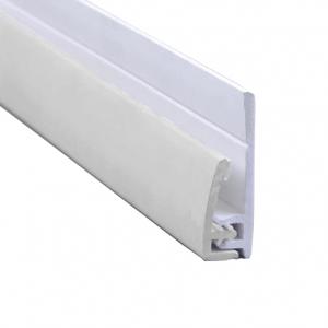 Hygienic Wall Panels - PVC Wall Cladding - Hygienic Wall Panels - Wall Cladding Sheets - Hygienic Wall Cladding Manufacturers - Buy Hygienic Wall Cladding - Pastel Cesco -Part End Profile
