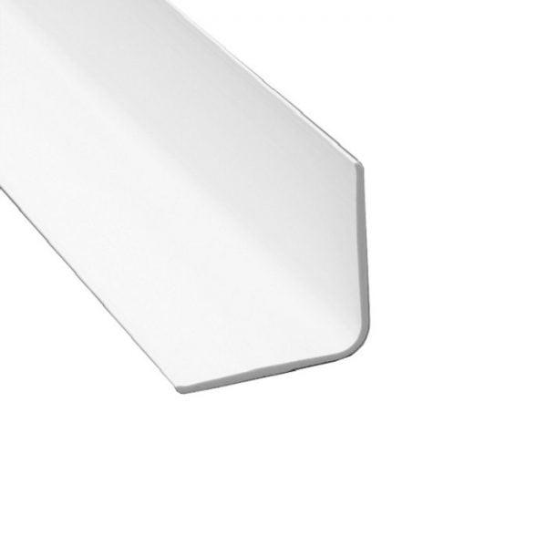 Hygienic Wall Panels - PVC Wall Cladding - Hygienic Wall Panels - Wall Cladding Sheets - Hygienic Wall Cladding Manufacturers - Buy Hygienic Wall Cladding - Antimicrobial Hygienic PVC Wall Cladding - PC045 White Internal Corner Angle
