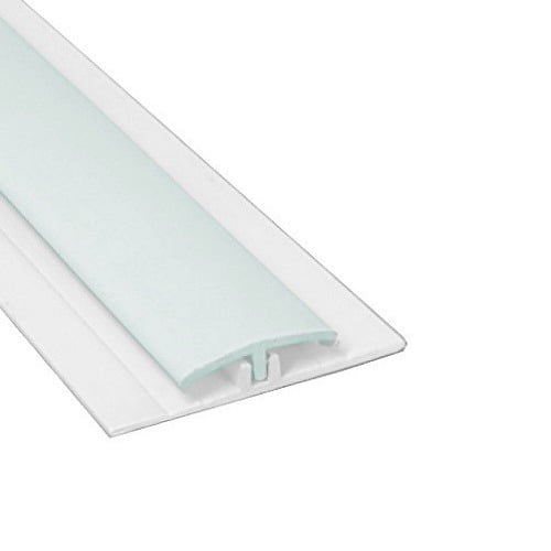 Hygienic Wall Panels - PVC Wall Cladding - Hygienic Wall Panels - Wall Cladding Sheets - Hygienic Wall Cladding Manufacturers - Buy Hygienic Wall Cladding - Polarex PC003 Mint Green 2-Part Joint Strip for Hygienic PVC Wall Cladding