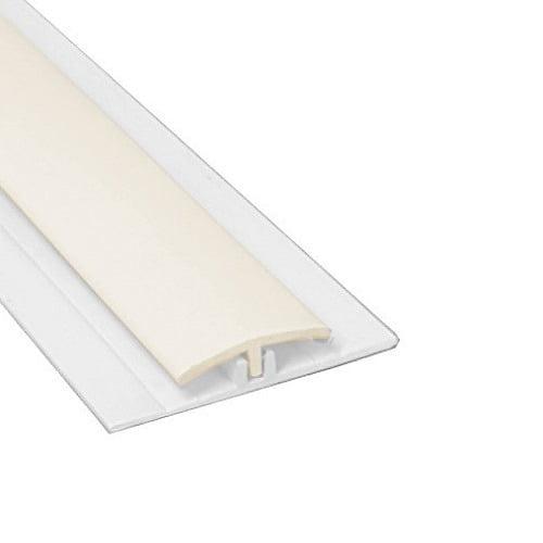 Hygienic Wall Panels - PVC Wall Cladding - Hygienic Wall Panels - Wall Cladding Sheets - Hygienic Wall Cladding Manufacturers - Buy Hygienic Wall Cladding - 2-Part Joint Strip - PC004 Vanilla Hygienic PVC Wall Cladding
