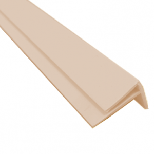PC017 Chalk Tan External F Corner Trim, Hygienic PVC Wall Cladding, Hygienic Wall Cladding, Hygienic Cladding, Hygienic Sheets, Hygienic Wall Panels, Hygienic Wall Cladding Manufacturers, Hygienic PVC Wall Cladding Manufacturers, Hygienic Wall Cladding Suppliers, PVC Wall Cladding, Altro Alternative, Hygienic Wall Panels, Hygienic Wall Cladding Manufacturers, Hygienic PVC Wall Cladding Manufacturers, Hygienic Wall Cladding Suppliers, PVC Wall Cladding, Wall Cladding Sheets, Altro Whiterock, 2.5mm Hygienic Cladding, 2.5mm Hygienic Cladding, 2.5mm Wall Cladding, 2.5mm Hygienic PVC Wall Cladding, Colour Hygienic Wall Cladding, Altro Whiterock Alternative, Whiterock Equivalent, Whiterock Alternative, 2mm Hygienic Wall Cladding, Buy Hygienic Wall Cladding