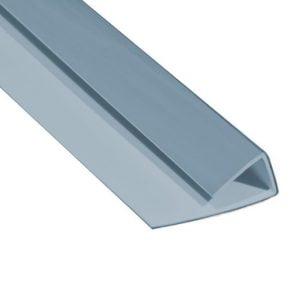 Grey One Part Edge Trim, PC037 Overcast 1 Part End Profile, Hygienic PVC Wall Cladding, Hygienic Wall Cladding, Hygienic Cladding, Hygienic Sheets, Hygienic Wall Panels, Hygienic Wall Cladding Manufacturers, Hygienic PVC Wall Cladding Manufacturers, Hygienic Wall Cladding Suppliers, PVC Wall Cladding, Altro Alternative, Hygienic Wall Panels, Hygienic PVC Wall Cladding Manufacturers, Wall Cladding Sheets, Altro Whiterock, 2.5mm Hygienic Cladding, 2.5mm Hygienic Cladding, 2.5mm Wall Cladding, 2.5mm Hygienic PVC Wall Cladding, Colour Hygienic Wall Cladding, Altro Whiterock Alternative, Whiterock Equivalent, Whiterock Alternative, 2mm Hygienic Wall Cladding, Buy Hygienic Wall Cladding, Kitchen Cladding, Bathroom Cladding, 1.5mm PVC Wall Cladding, Stainless Steel Cladding, Stainless Steel Wall Cladding