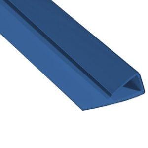 Blue Cladding Edge Trim, PC041 Sapphire Wall Armour 1 Part End Profile, Hygienic PVC Wall Cladding, Hygienic Wall Cladding, Hygienic Cladding, Hygienic Sheets, Hygienic Wall Panels, Hygienic Wall Cladding Manufacturers, Hygienic PVC Wall Cladding Manufacturers, Hygienic Wall Cladding Suppliers, PVC Wall Cladding, Altro Alternative, Hygienic Wall Panels, Hygienic PVC Wall Cladding Manufacturers, Wall Cladding Sheets, Altro Whiterock, 2.5mm Hygienic Cladding, 2.5mm Hygienic Cladding, 2.5mm Wall Cladding, 2.5mm Hygienic PVC Wall Cladding, Colour Hygienic Wall Cladding, Altro Whiterock Alternative, Whiterock Equivalent, Whiterock Alternative, 2mm Hygienic Wall Cladding, Buy Hygienic Wall Cladding, Kitchen Cladding, Bathroom Cladding, 1.5mm PVC Wall Cladding, Stainless Steel Cladding, Stainless Steel Wall Cladding, Metal Cladding, Thermoformer, Thermoforming