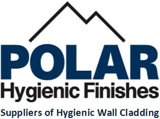 Hygienic PVC Wall Cladding
