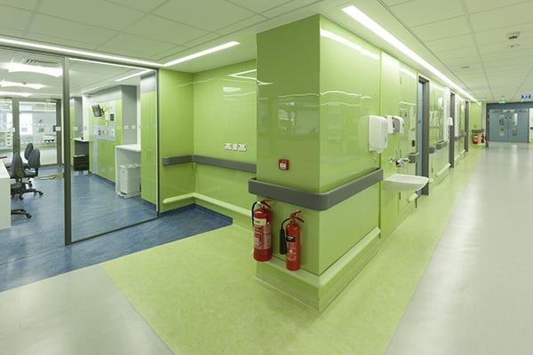 Hygienic-PVC-Wall-Cladding-Pistachio
