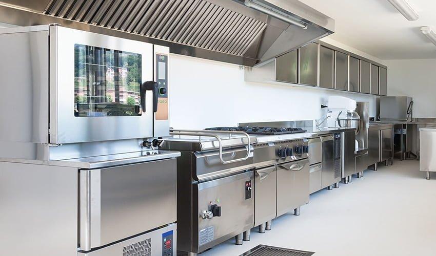 Polarex Hygienic Pvc Wall Cladding Commercial Kitchen