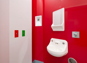 2.5mm Hygienic PVC Wall Cladding - Altro Whiterock Equivalent